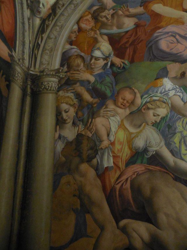 Agnolo di Cosimo, Il Bronzino. Fresco decoration of the Chapel of Eleanora di Toledo in the Palazzo Vecchio, Florence (1540-1565)