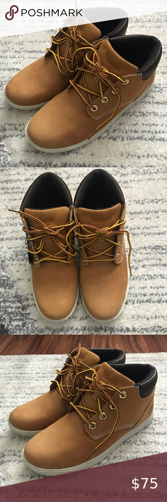 Timberland boots low top ortholite 6