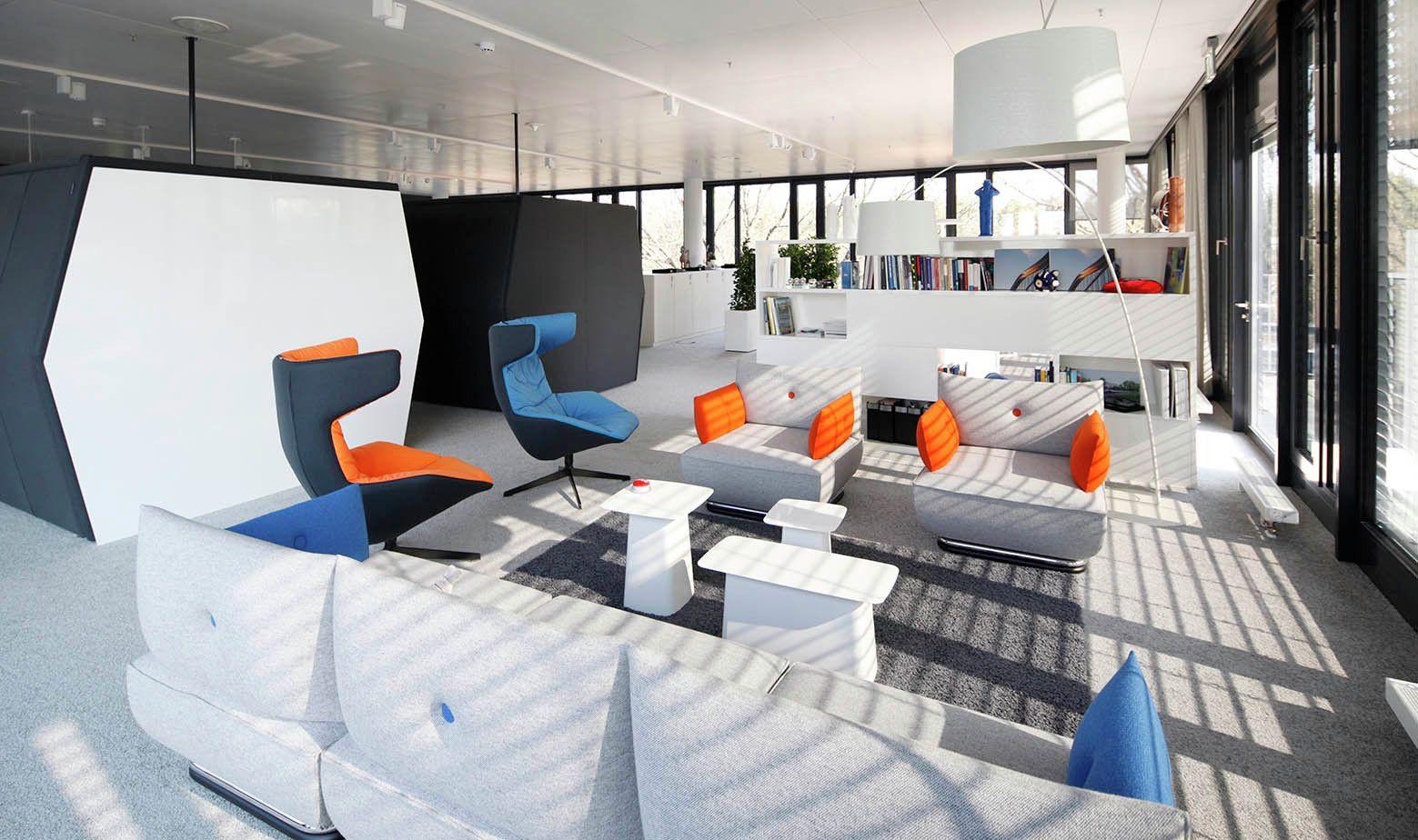 Hauptquartiere Coolem Buerodesign