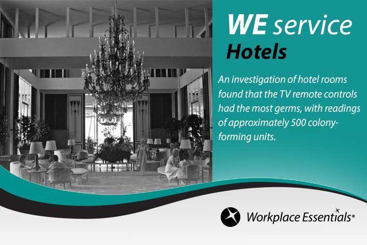 A #hotel room that looks clean can still make you sick! #germs #getsickandchill https://plus.google.com/+WeserviceBiz/posts/W6rdAz7tZxz