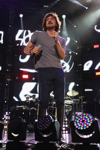 Leon Larregui in MTV World Stage Monterrey Mexico 2013 - Show ▲♥♥