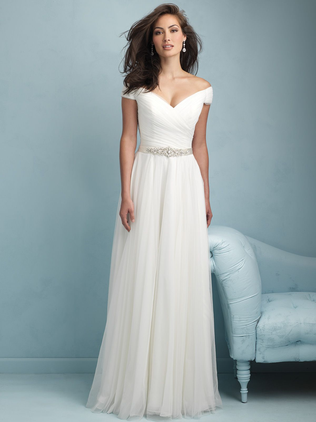 Fine Grecian Bridal Gowns Component - All Wedding Dresses ...