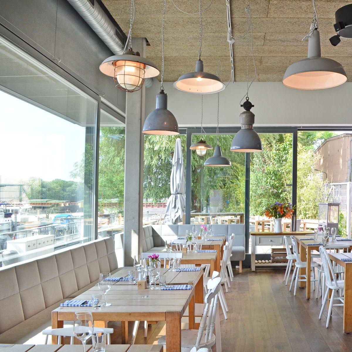 Hafenkuche Restaurant Mit Blick Auf Die Spree Mit Bildern Deutsche Kuche Berlin Restaurant Rummelsburger Bucht