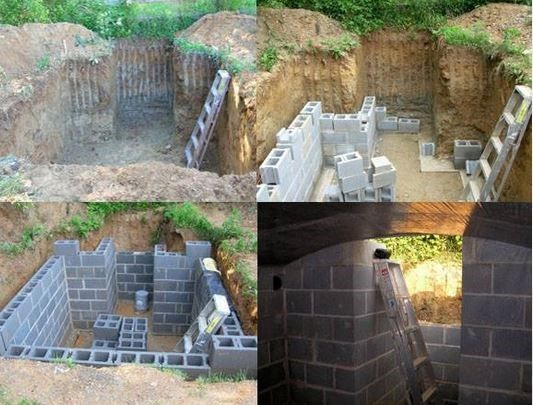 Fallout shelter articles from survivalist prepper for Hidden storm shelter