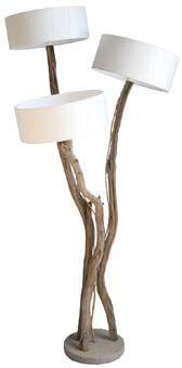 l 39 atelier du bois flott luminaires en 2019 lampe bois. Black Bedroom Furniture Sets. Home Design Ideas