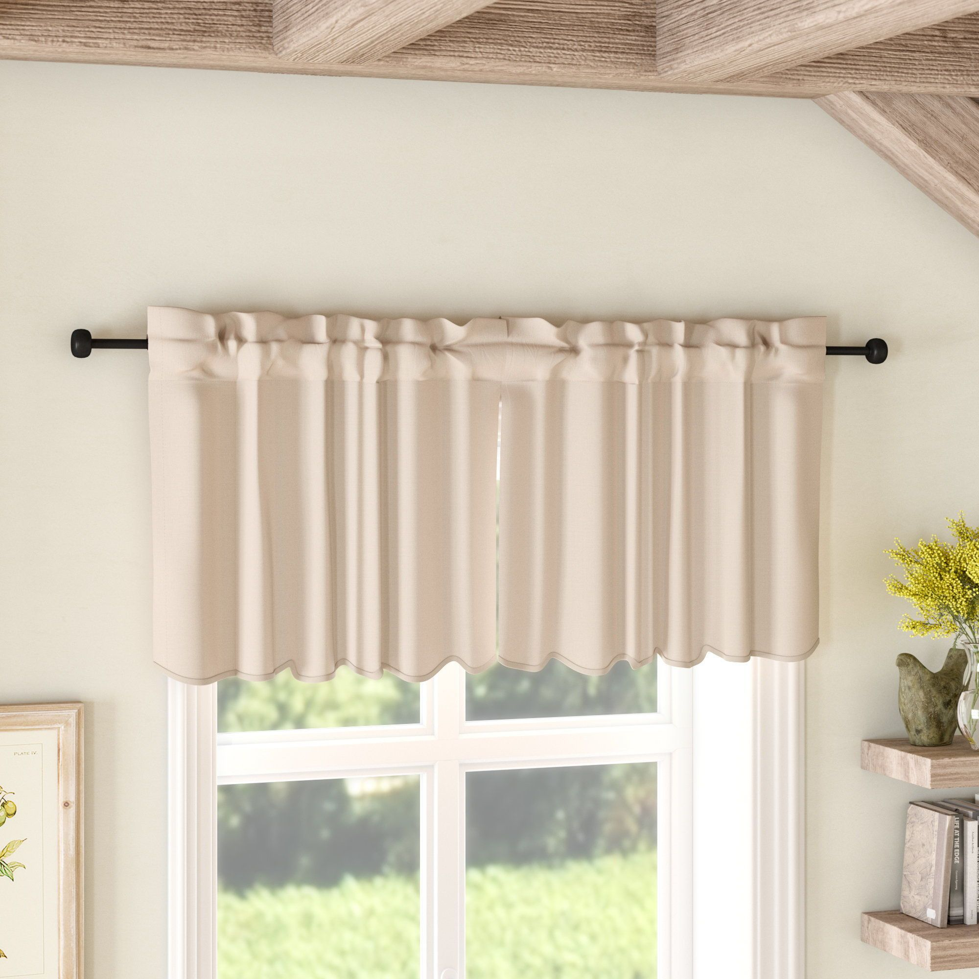 Farmhouse Valances Rustic Valances Farmhouse Goals In 2020 Farmhouse Valances Valance Window Valance