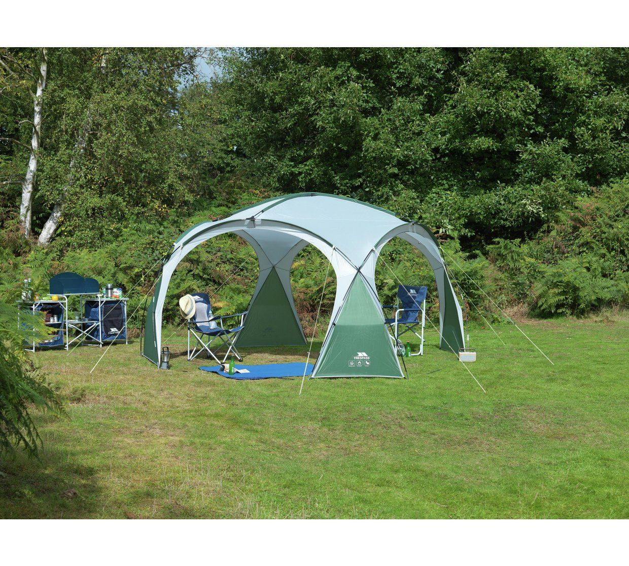 Buy Trespass Camping Event Shelter | Beach shelters | Argos