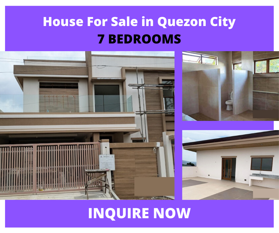 House and Lot For Sale in Quezon City Near Quezon City Hall, Quezon City  Circle in 2020