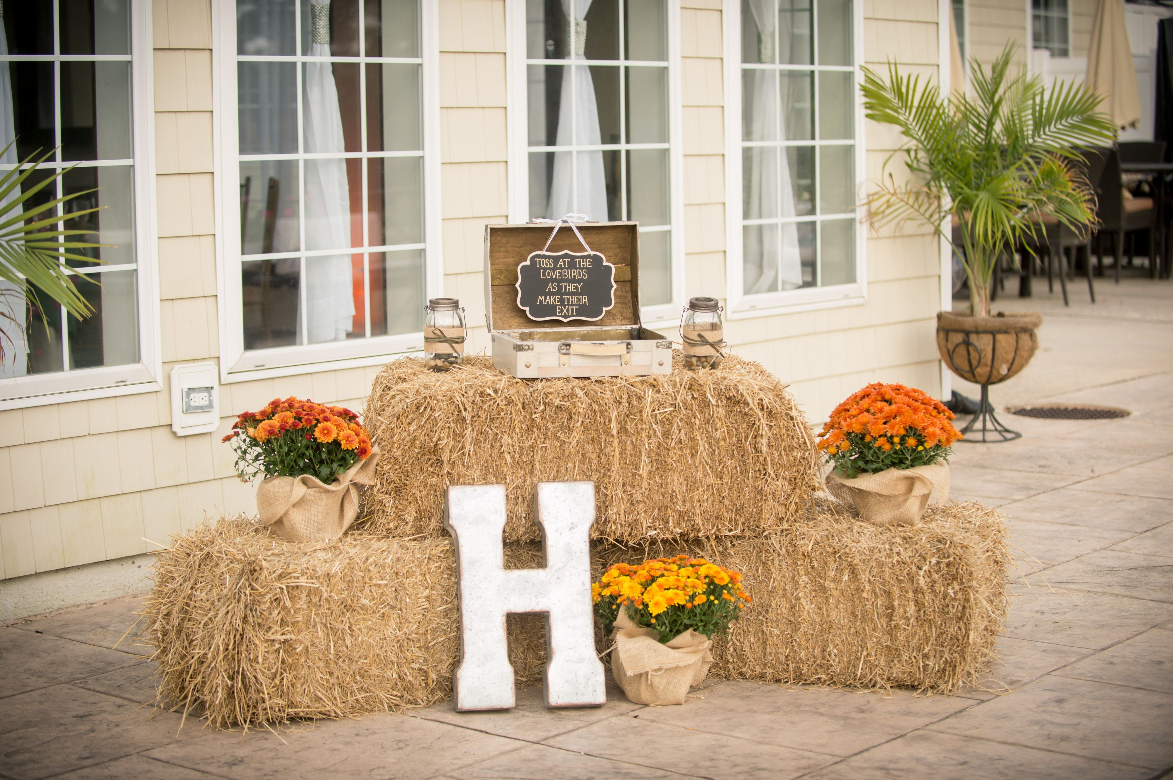Fall Wedding | Outside Wedding | Outdoor wedding reception ...