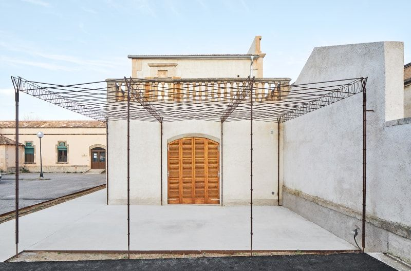 Aulets Architecture, José Hevia · Reform of Oenological