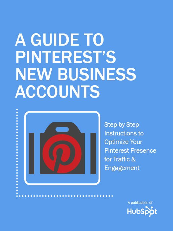 Here's a fab guide to getting to grips with Pinterest's new profiles and boards for businesses - a must-read!