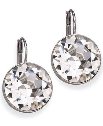 Gifts Under $100: Make your love crystal clear, Swarovski earrings