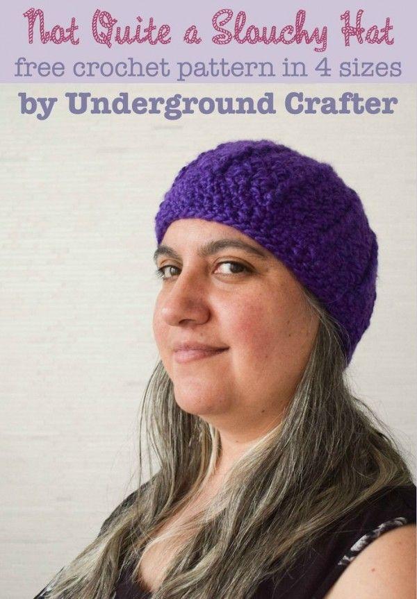 Crochet Patrón gratis | Gorrita | Pinterest | Crochet patrones ...