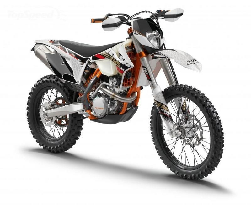 2013 KTM 500 EXC Six Days | Ktm exc, Dirt biking and Motocross