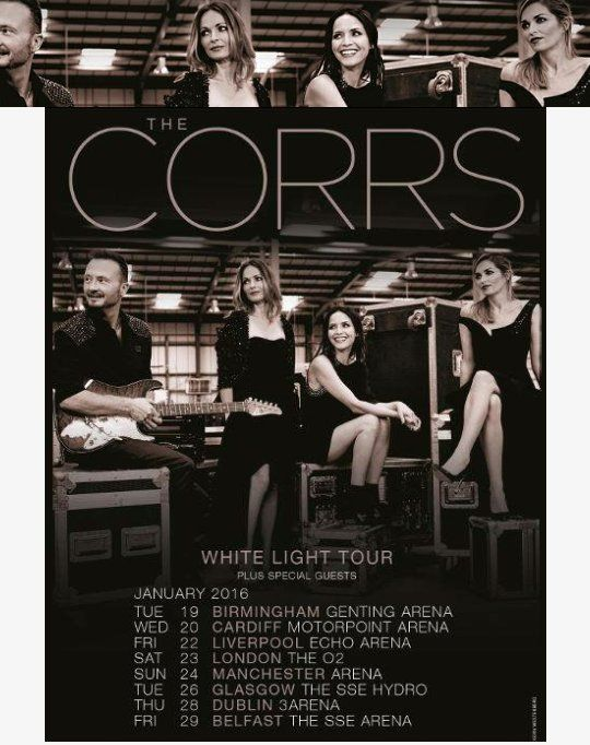Photos and videos by The Corrs (@TheCorrsMUsic)   Twitter