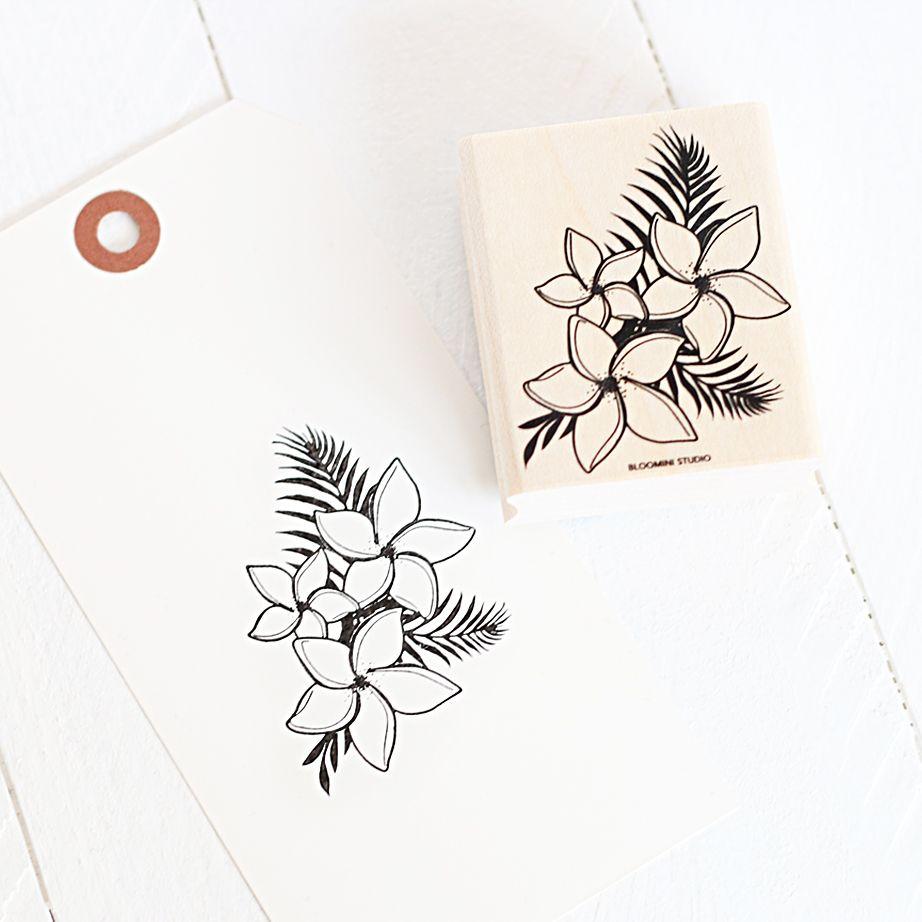 13++ Fleur de frangipanier tatouage inspirations