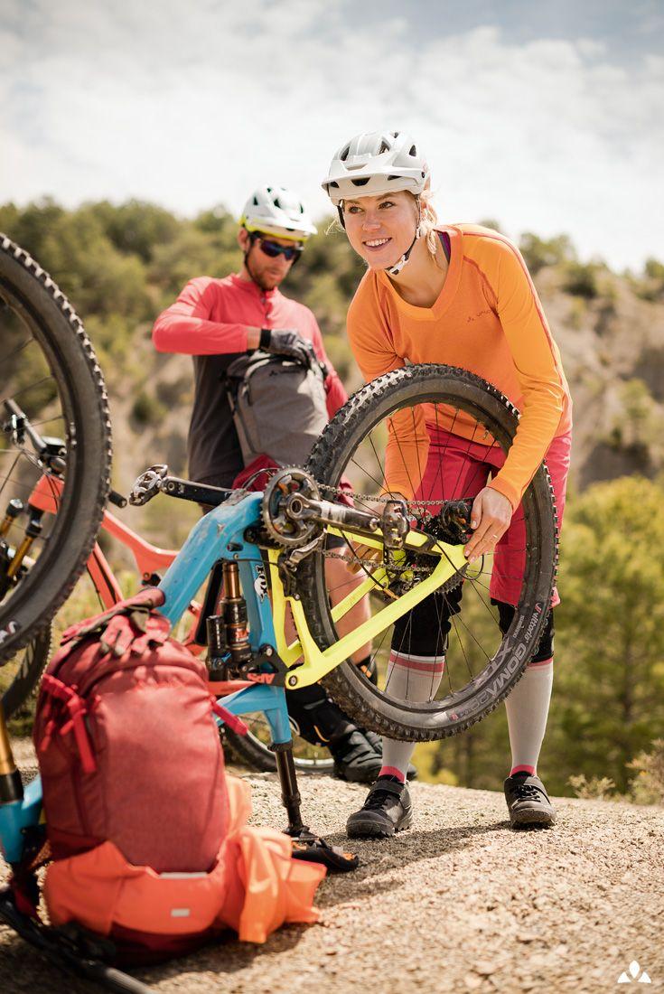 Repair and ride on! Mountain biking, Bike, Riding