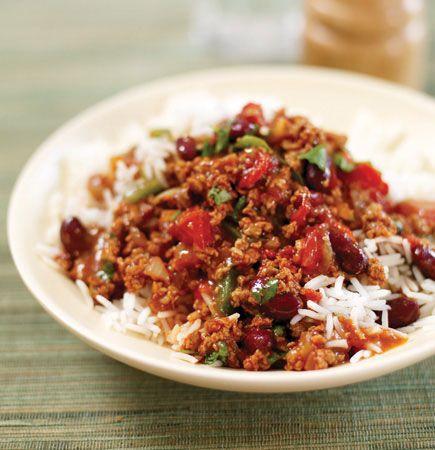 Chilli con Carne with Quorn Mince | Recipe | Quorn recipes ...