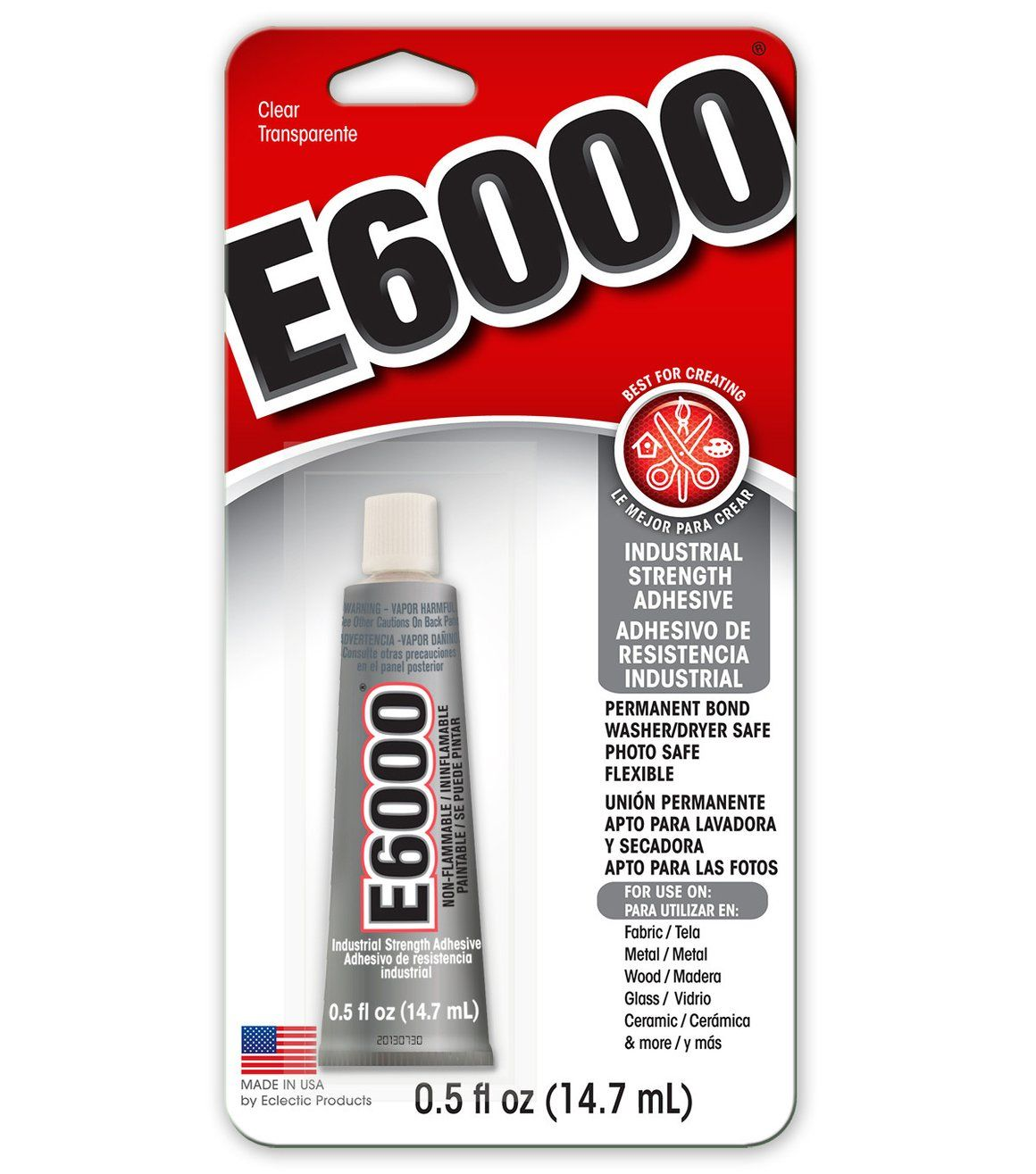 E 6000 Glue Waterproof Glue For Attaching Air Plants 0 5 Oz Waterproof Glue Adhesive Glue