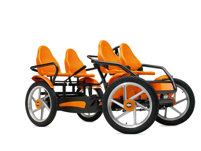 BERG GranTour AF Family bike