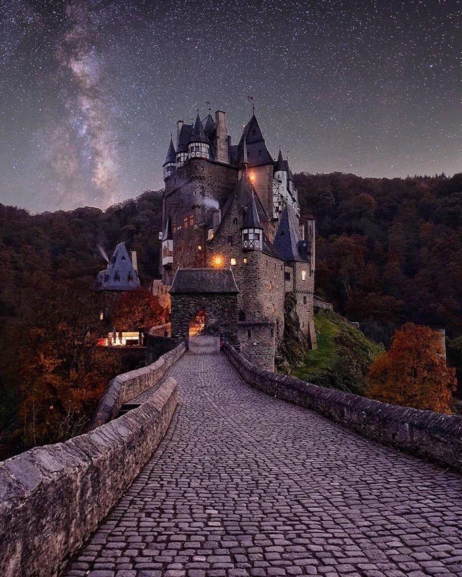 Burg Eltz Wierschem Germany Castles Burg Eltz Castle European Castles