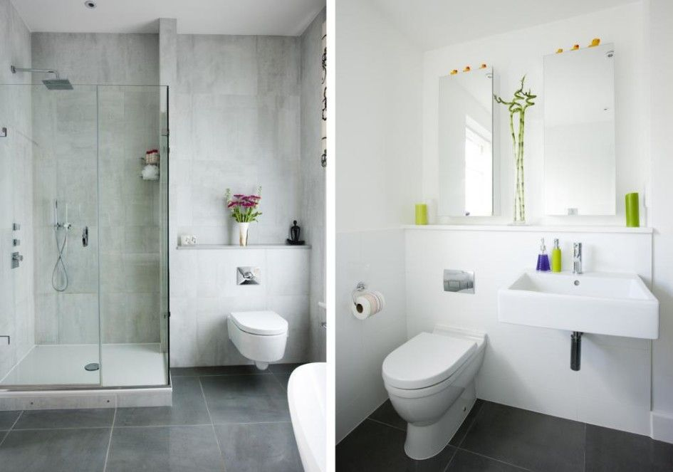 Bathroom Stal Minimalist concrete shower surround | bathroom ideas | pinterest | minimalist