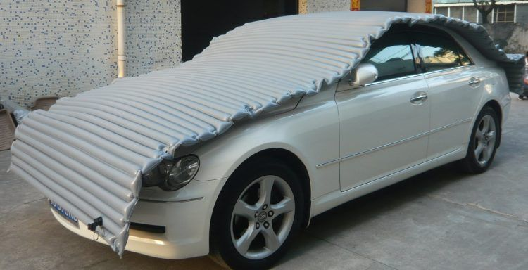 Hail Protection Car Cover >> Hail Damage Cover Car Covers Car Rental Car
