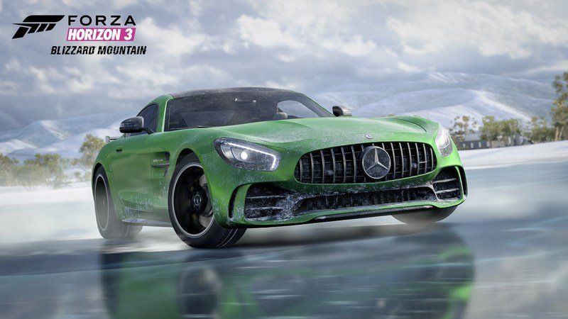 Forza Horizon 3 S New Dlc Unleashes This Mercedes Amg Supercar Autos Deportivos Autos Autos Y Motos