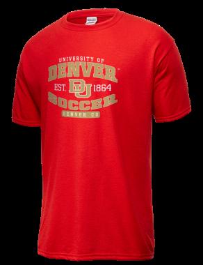 Find custom Denver soccer apparel at Prep Sportswear! #DU1Nation #DU #DenverSoccer