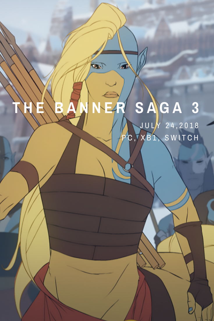 The Banner Saga 3 is a Strategy game, developed by Stoic