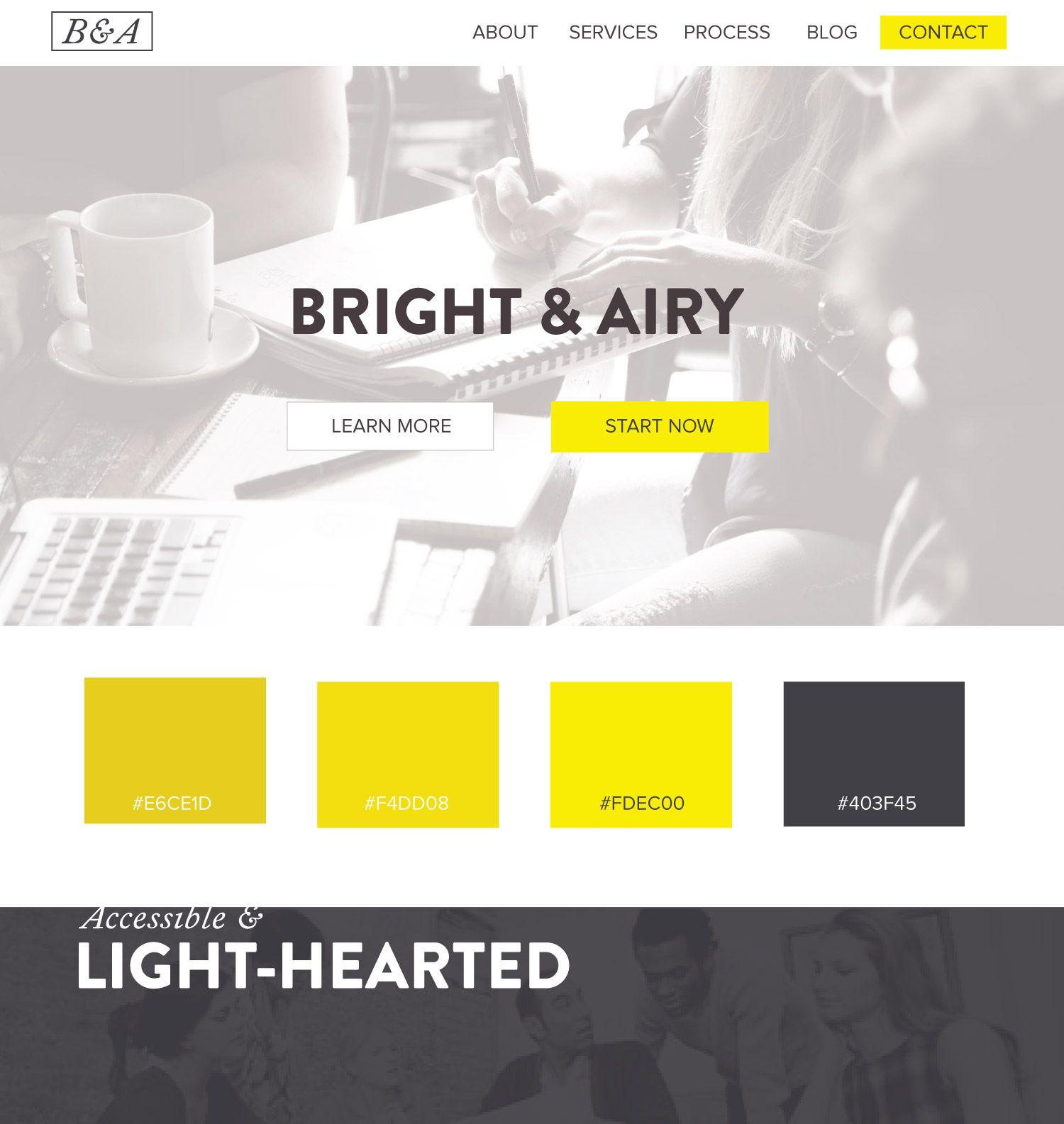 5 Web Design Color Palettes | Ui inspiration, Design color and Logo ...