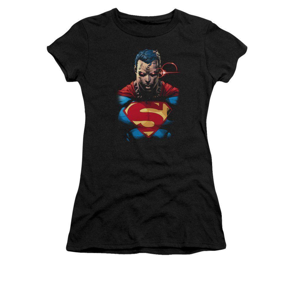 Superman - Displeased Junior T-Shirt