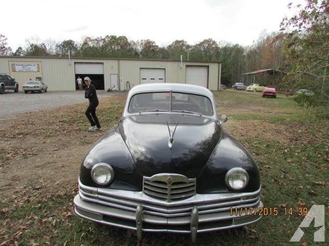 1949 Packard Sedan for sale (AL) for Sale in Cullman ...