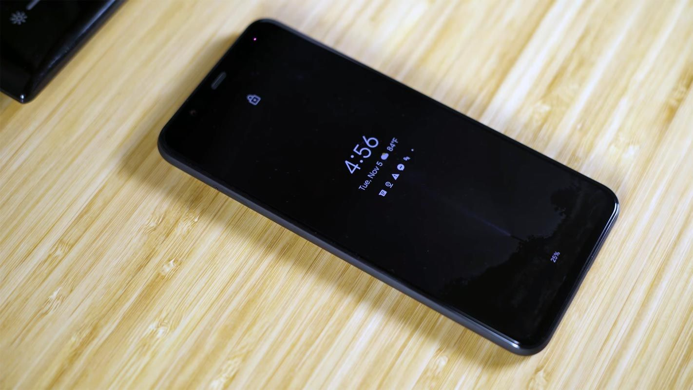 Pixel 4a image appeared officially in Google Store
