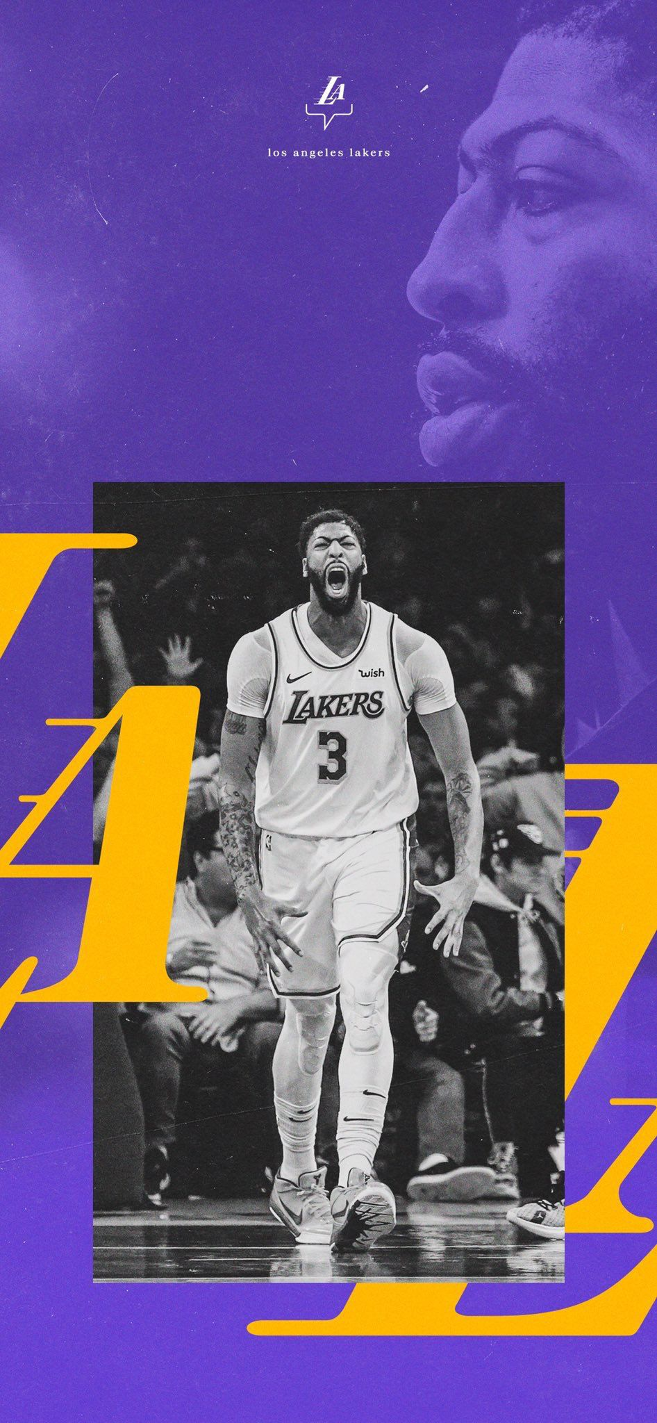 Pin by Dave Broberg on Sports Design Pt. 3 | Lakers ...