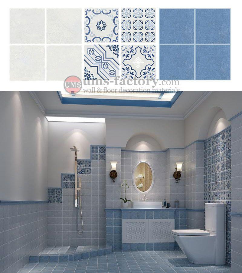 300x300mm Glazed Tiles For Bathroom Tiles Tile Manufacturers Exterior Wall Tiles Vinyl Flooring