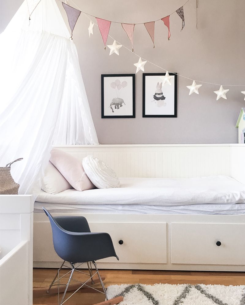 A Scandinavian Style Shared Girls Room By Kids Interiors Shared Girls Room Kids Bedroom Designs Girls Room Design
