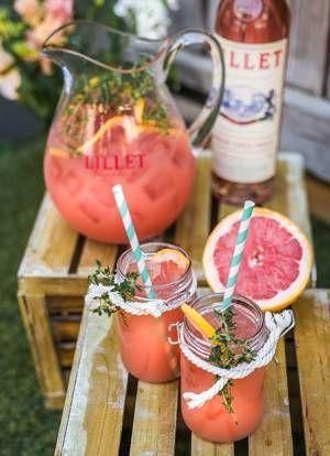 Lillet Soleil #boissonsfraîches