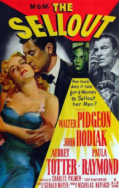 Vintage B Horror Movie Poster idea