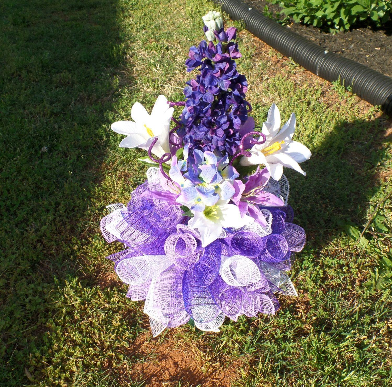 angel solar vase cemetery solarlight grave headstone pin decoration mom saddle of flower light memorial vases