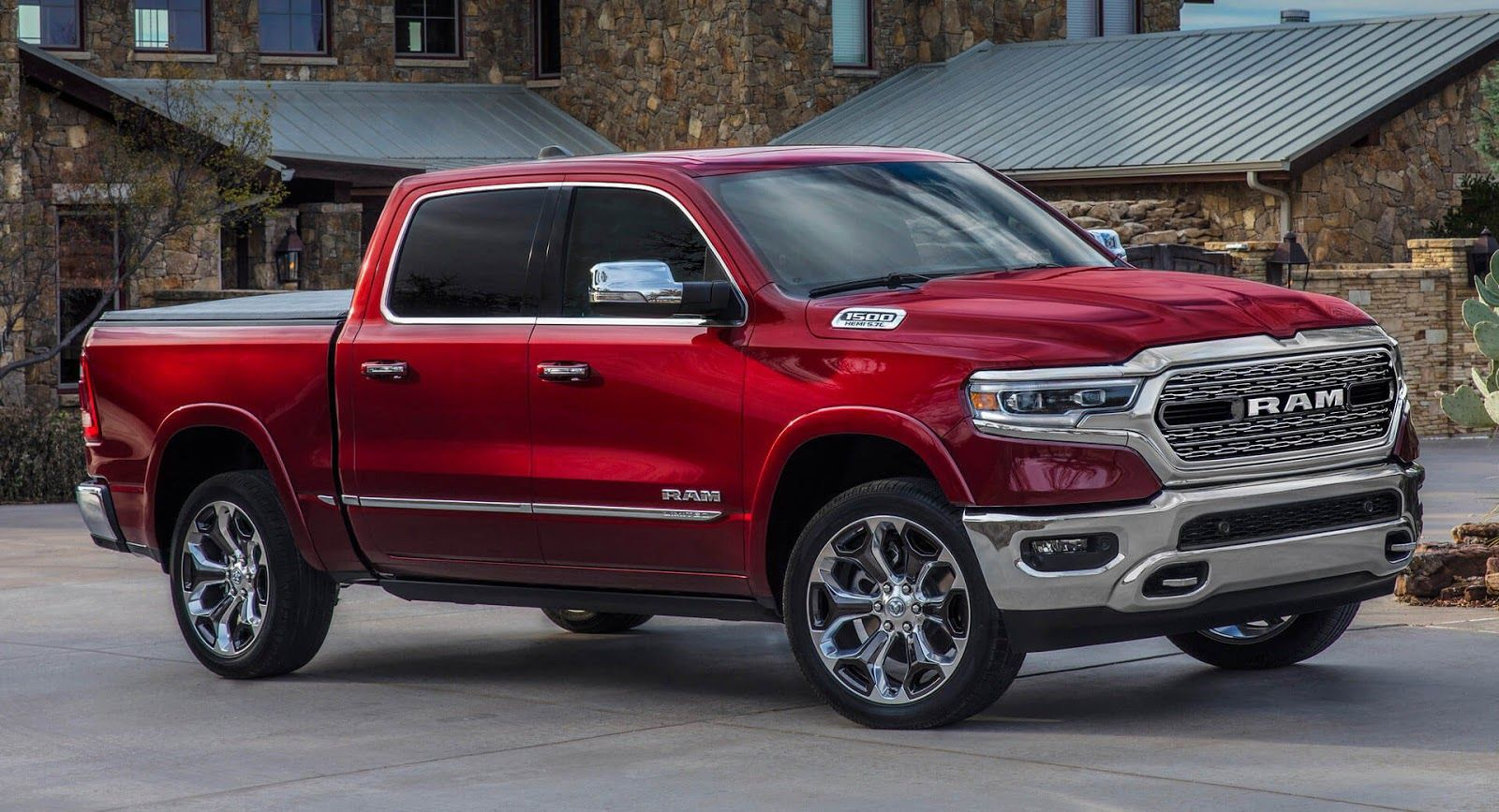 2019 Ram 1500 Packs Mild Hybrid Powertrains Under New Metal Http