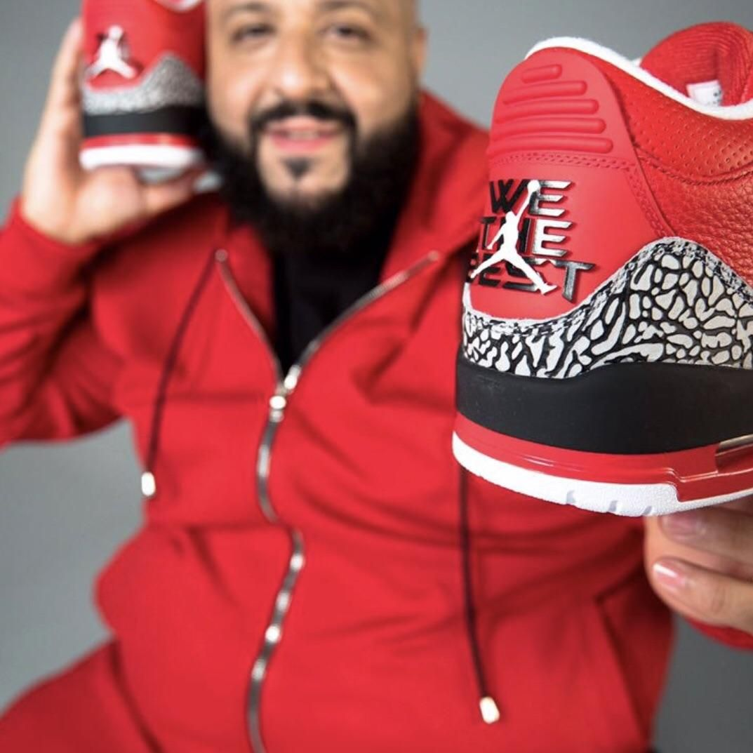 best cheap afab9 e8784 DJ Khaled X AJ 3 Dj Khaled Baby, Up Shoes, Christmas Sweaters, Snapback