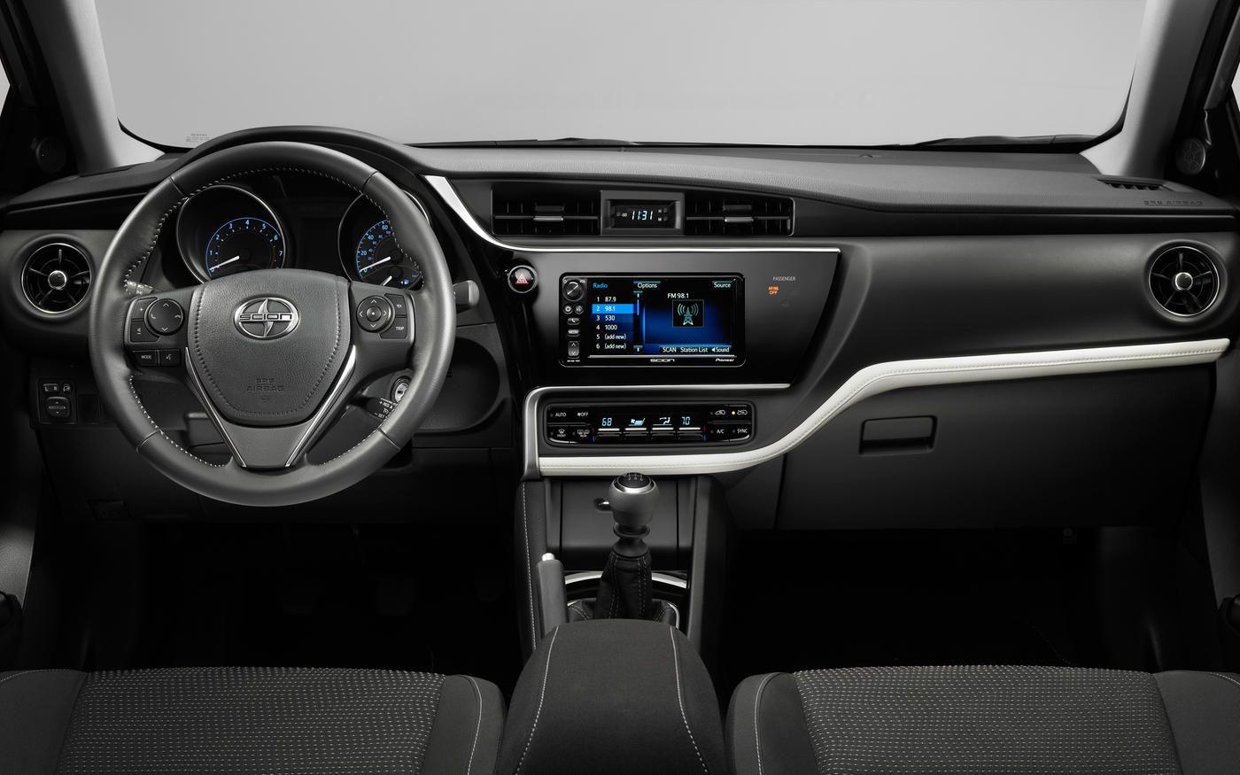 2016 Scion Im By Toyota