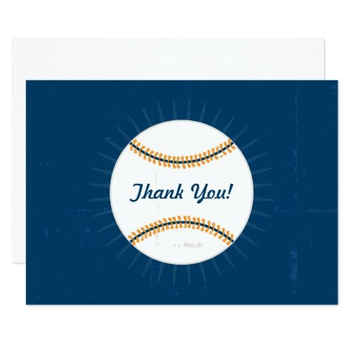 Thank You Flat Note Cards