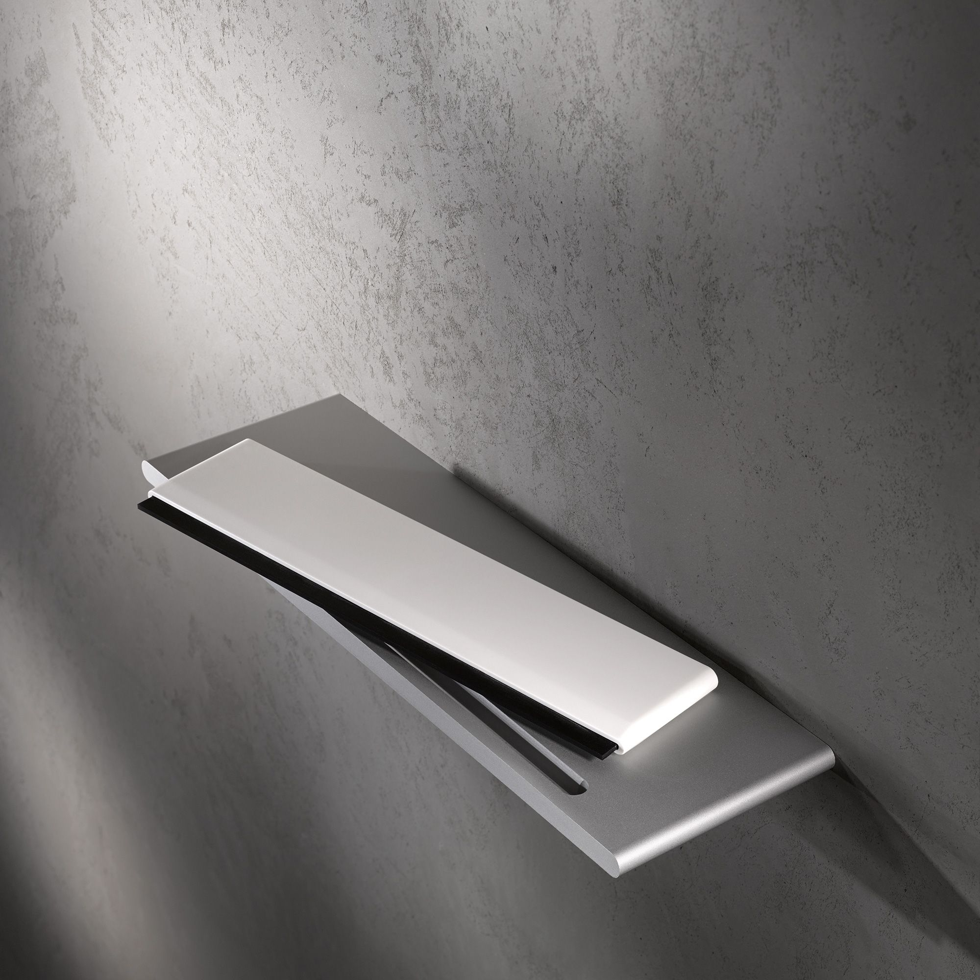 keuco edition 400 duschablage mit glasabzieher 328 mm 11559170000 baths spa. Black Bedroom Furniture Sets. Home Design Ideas