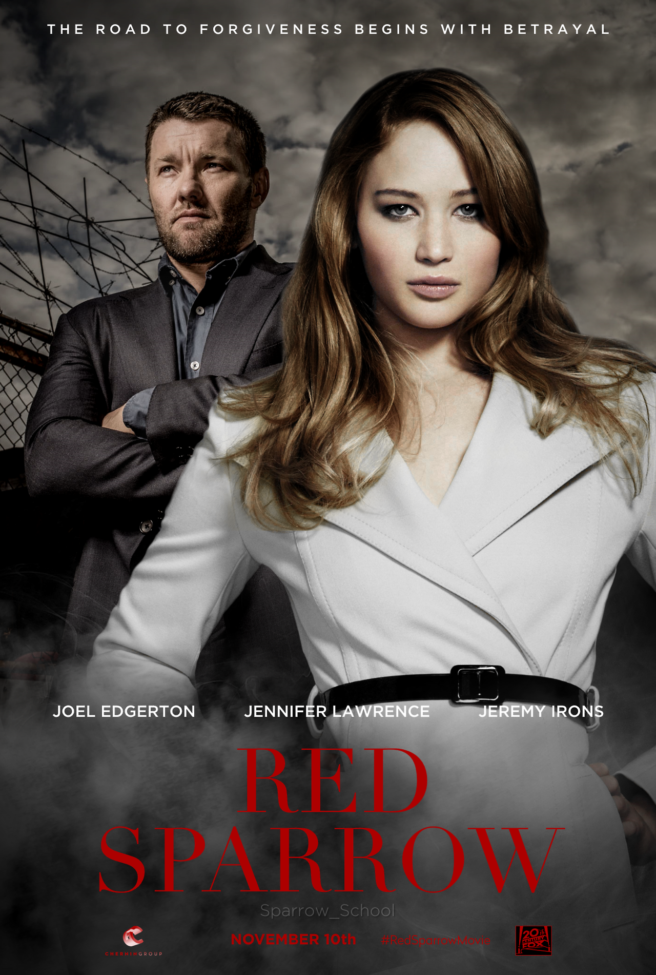 Jennifer Lawrence Films : Photo   Red sparrow, Red sparrow movie, Full  movies online free