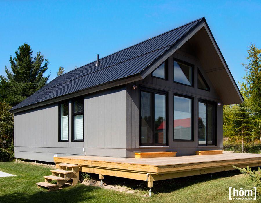 Le chalet    wwwchaletdejardinfr chalets-en-bois  maisons - extension maison bois 20m2