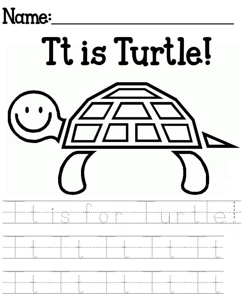 Free Yertle The Turtle Printables Mysunwillshine Com Alphabet Preschool Franklin Books Turtle