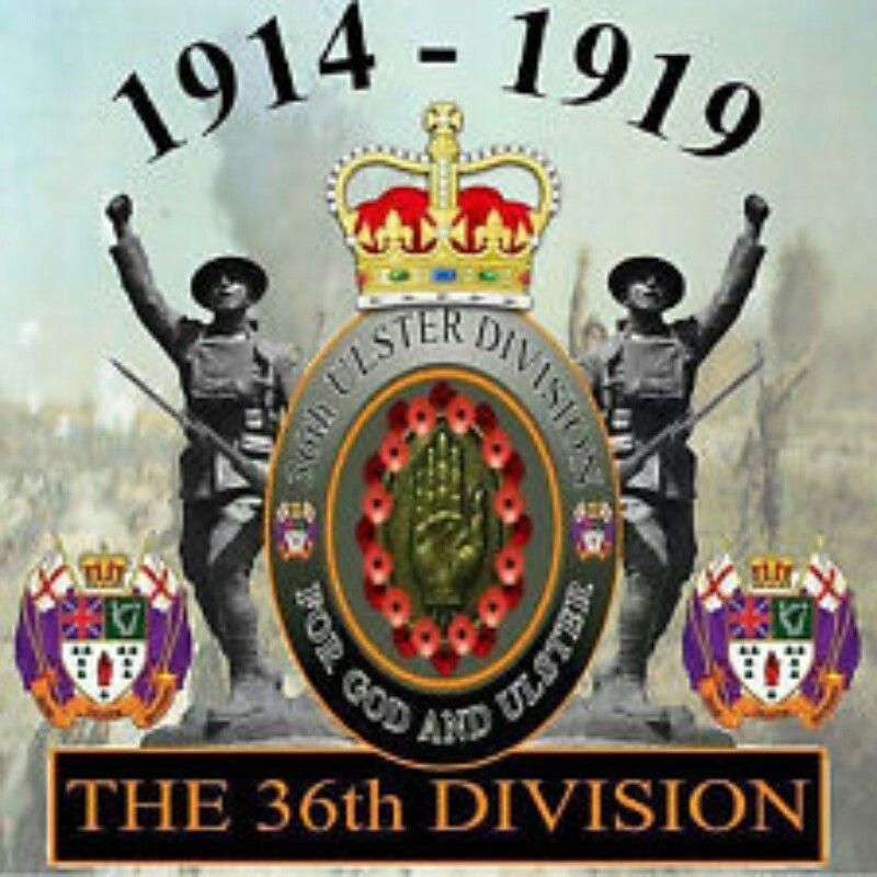 36th ulster division irish regimental images pinterest division and military art. Black Bedroom Furniture Sets. Home Design Ideas