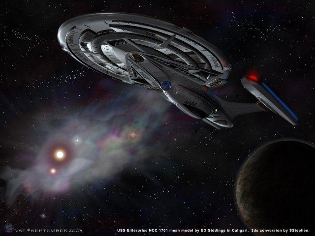 Enterprise E Sovereign Class Nebula092303 Perang